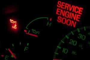 Check Engine light - 1-2013