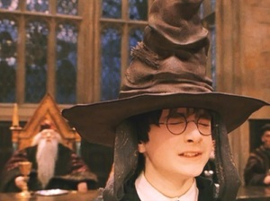 Sorting Hat - Harry Potter