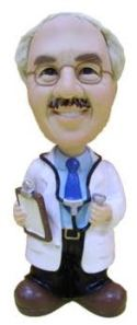 bobble head doctor