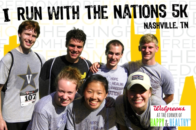 Run with the Nations - 6-2013