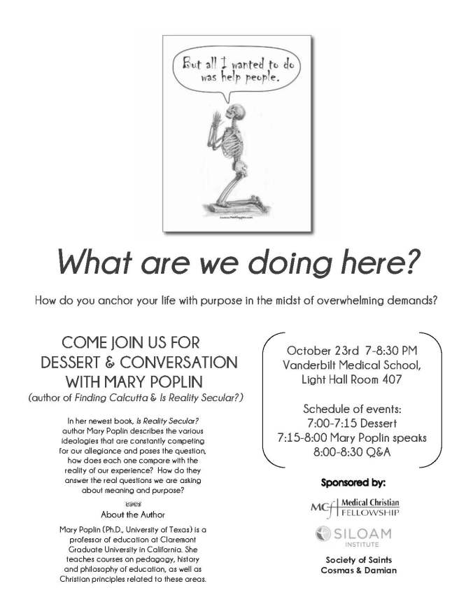 Oct-23 Lecture Flyer
