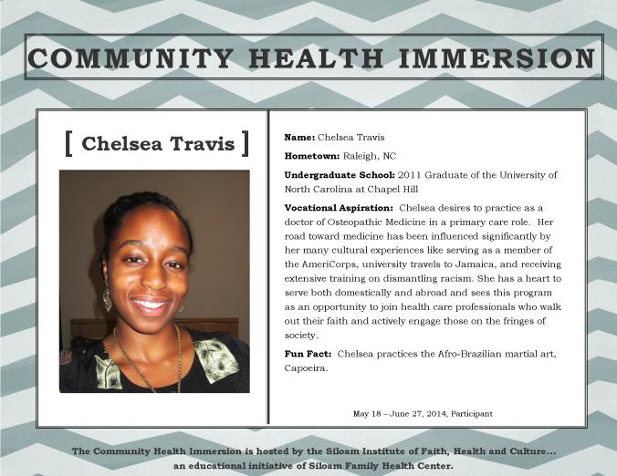 Travis, Chelsea - Profile for WEBSITE