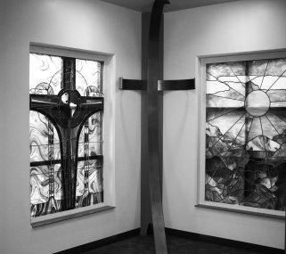 Embracing Cross 1