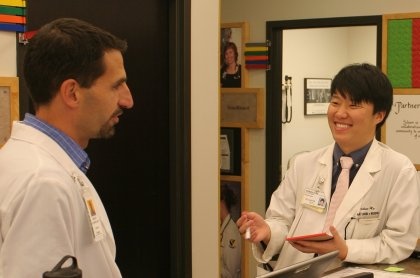 Wu, Andrew - VMS-IV - with Dr. Snader 10-2014