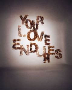 Your-love-endures